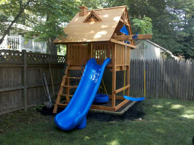 1 Certified Swingset Installer Pa Nj De Md Va
